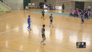 神戸国際 VS 大分雄城台 (POOL A)