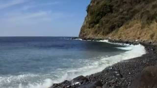春の海 生月島 ikituki jima20170303