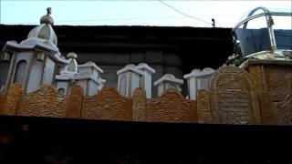 Señor Sepultado, Iglesia La Merced, Quetzaltenango ( Semana Santa en Quetzalenango 2016 )