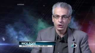 Alienígenas - Episódio 12: O Astronauta de Solway (Discovery Channel)