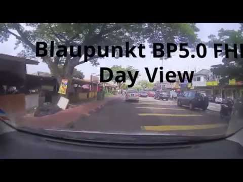 Action/Dashcam Blaupunkt DVR BP5.0 Full HD WiFi Product Video