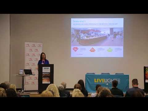 Healthway and LiveLighter Seminar 30 April 2018