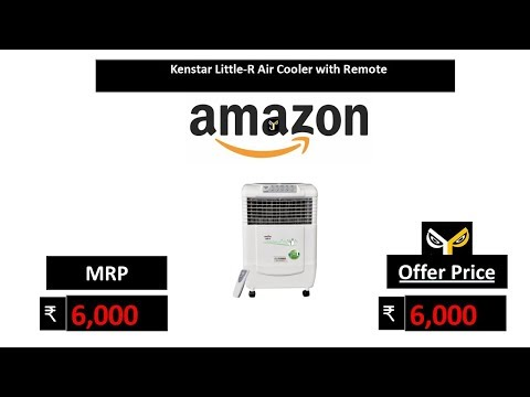 Kenstar Little-R Air Cooler with Remote