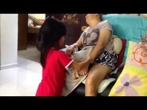 Granny massage sex videos