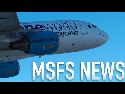 Study Level AIRLINERS & More!   MSFS News