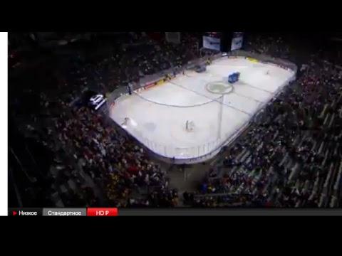 Хоккей.Россия-Словакия.Онлайн трансляция.