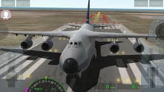 Extreme Landings - Antonov from Surabaya - Denpasar screenshot 4