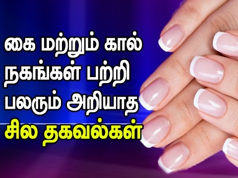Some Interesting facts about your Nails