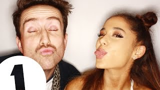 Ariana Grande on The Radio 1 Breakfast Show with Nick Grimshaw
