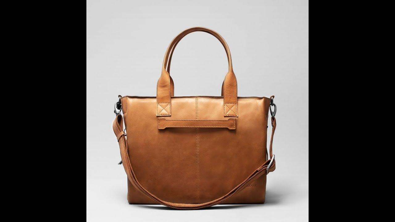 Download Chalrose Handbags Demo's: The City Bag in Tan