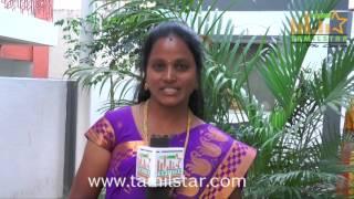 Latha Ilangovan At Pattathari Movie Team Interview
