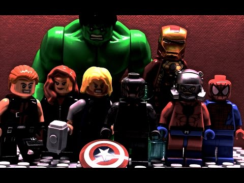 Lego Avengers - Ashes of War (PART 2/2)