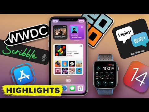 WWDC: Everything Apple just revealed in under 8 minutes (supercut)