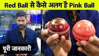 SPECIAL: Pink SG Ball vs Red SG Ball - Vikrant Gupta से जानिए Day Night Test में गेंदबाज़ करेंगे राज