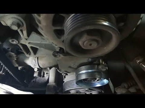 Как снять ремень генератора на чери амулет от какой машины подходят подкрылки на чери амулет