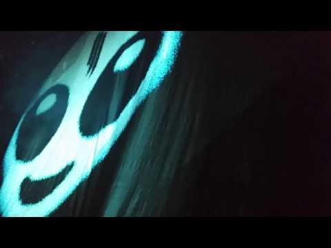 Skrillex + Kavinsky + Baauer - Live Nîmes 2014 - FanCam HD