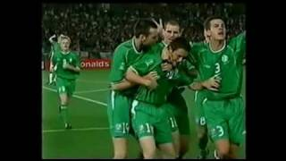 2002 World Cup Ireland Highlights