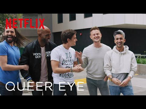 Queer Eye  Netflix NERDS Makeover  Netflix