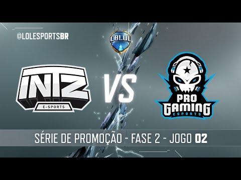 Série de Promoção: INTZ x ProGaming (Jogo 2) | Fase 2 - 2ª Etapa
