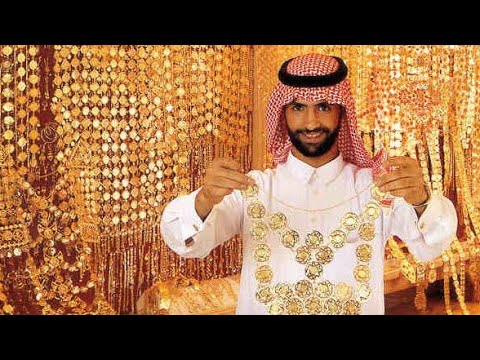 GOLD MARKET IN DUBAI || Affordable Price Of Gold || Syed ALI