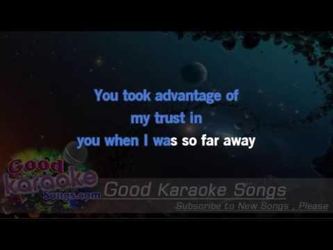 I Can See For Miles  - The Who (Lyrics Karaoke) [ goodkaraokesongs.com ]