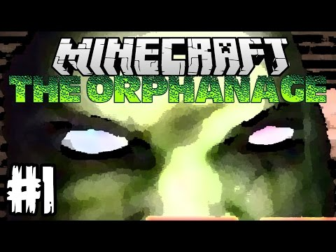 The Orphanage | Minecraft Horror Map | Episode 1