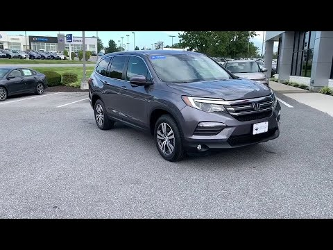 2016 Honda Pilot Hagerstown MD, Frederick MD, Martinsburg, WV, Greencastle  PA, Gettysburg PA 9T4608