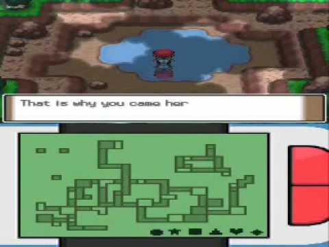how to get a darkrai in pokemon platinum