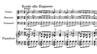 Brahms - Piano Quartet No.1 in G minor, Op.25