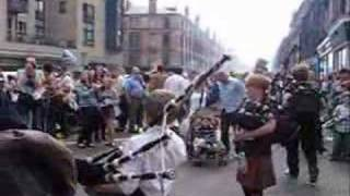 West End Festival - Bagpipes - Last of the Mohicans - The Gael