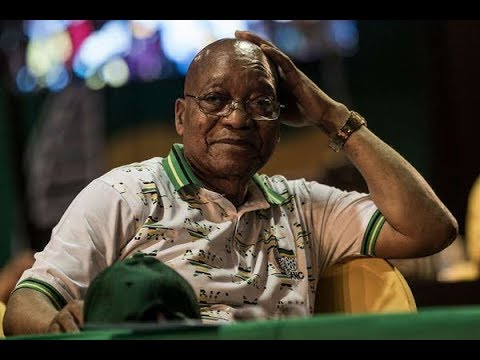 ANC confirms talks on Zuma exit