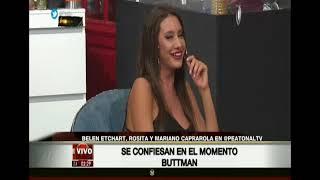 027 PEATONAL JUEGO - ROSITA - BELEN ETCHART - MARIANO CAPRAROLA - BONUS CUESTIONARIO BUTTAN