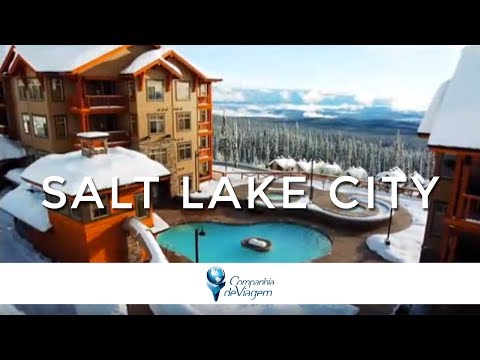 Sundance Ski Resort Lodge & Bringham Young University | Salt Lake City