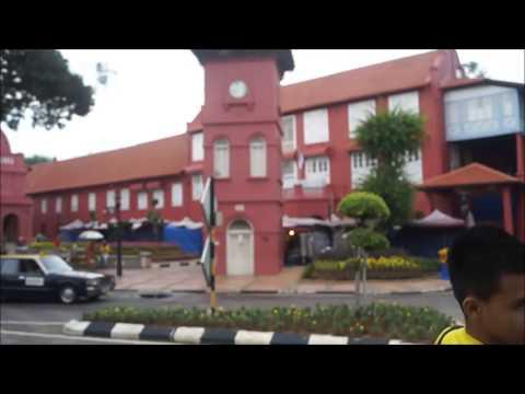 Trip to Melaka by Broadcasting Radio & TV LimKokWing Student