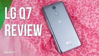 LG Q7, análisis: GRAN DISEÑO pero le falta pegada interior