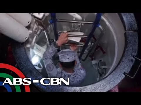 TV Patrol: Russian submarine, pinasilip sa PH Navy