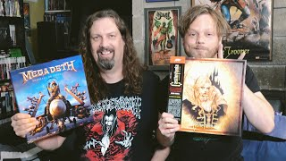 16 Music Pickups - Dream Theater, Pantera, Megadeth, Ghost, Arch Enemy & much more!