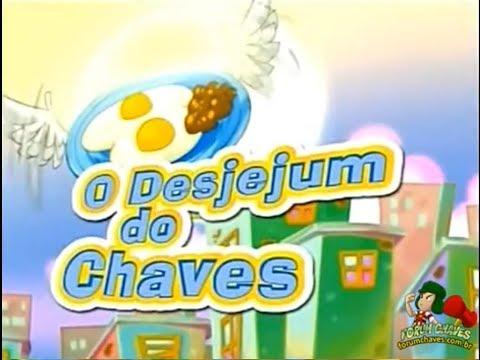 Chaves em Desenho Animado - O desjejum do Chaves (1ª temporada)