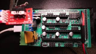 Smart RAMPS - Switch Endstop