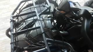 Review quadriciclo Farmer 150c