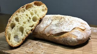 Ciabatta_77%hydration_10%olive oil