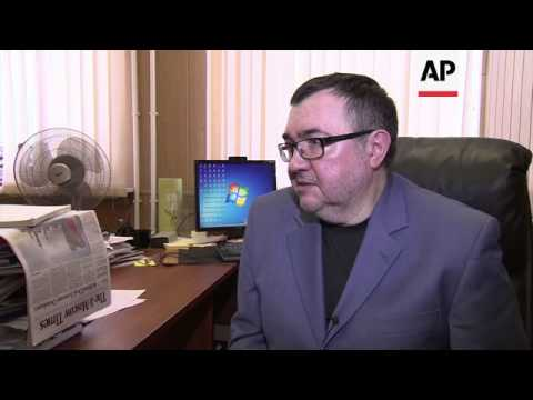 +4:3 Russian analyst on Yukos verdict; street reaction