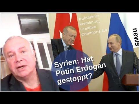Syrien: Hat Putin Erdogan gestoppt?