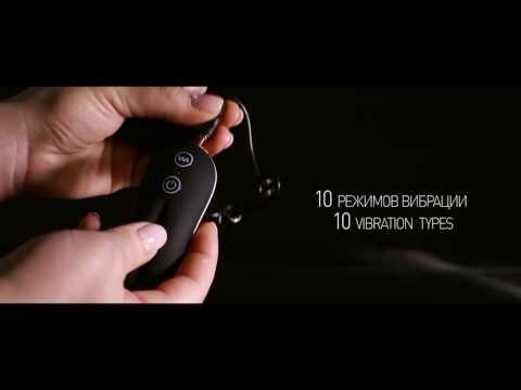 Анальный стимулятор «BEADS STYLE» от RestArt (Россия)