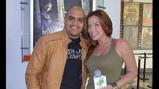 """Alejandro Hidalgo director """"La Casa del Fin de los tiempos"""" hablo con Angélica Andrade. masbono.com"""
