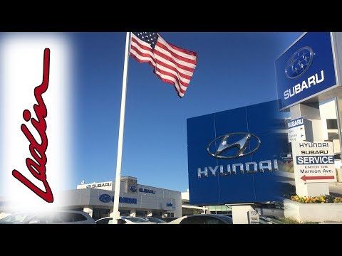LADIN Auto Group - Hyundai & Subaru Dealership, Thousand Oaks Auto Mall, Southern California | ROGEE