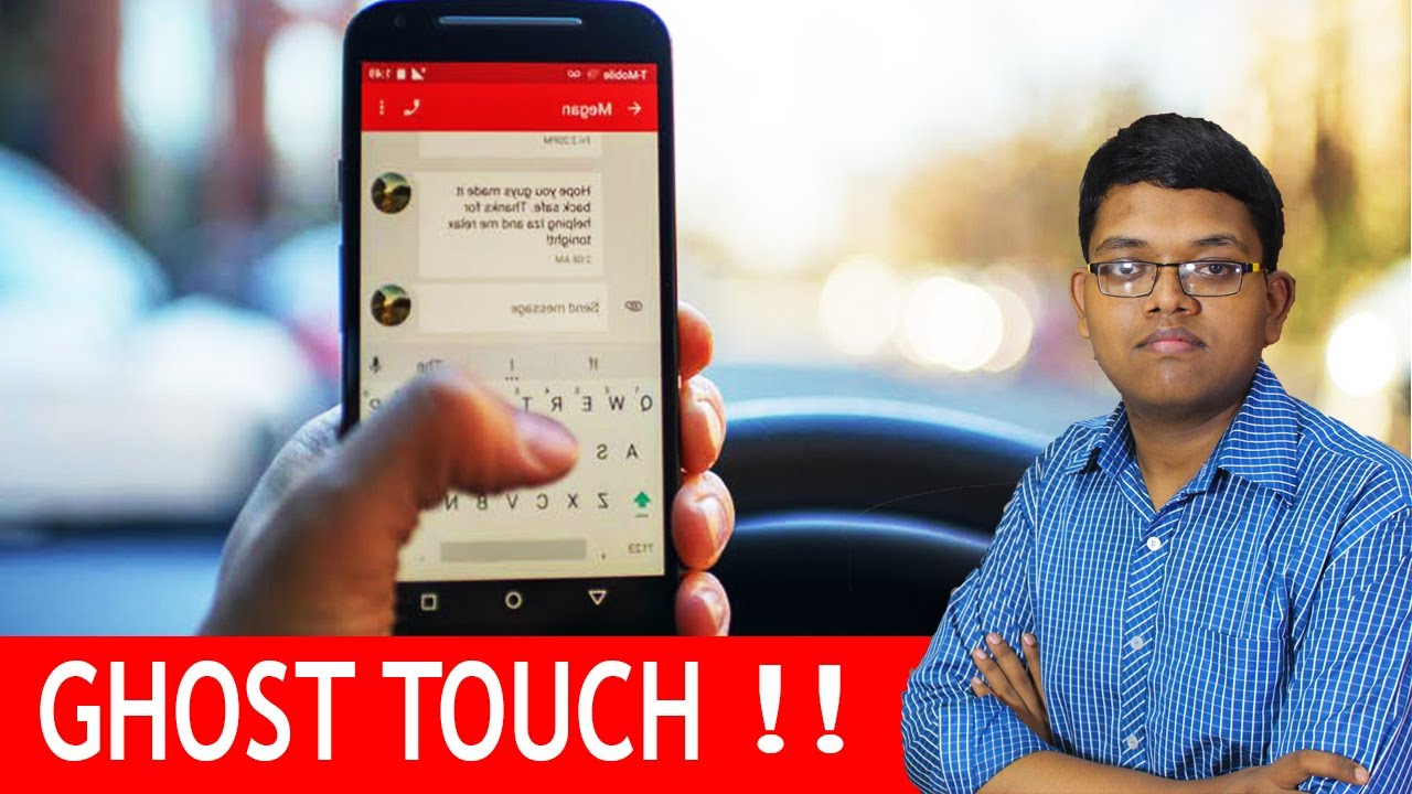 GHOST TOUCH ! ANDROID MOBILE TOUCH PROBLEM EXPLAIN IN HINDI