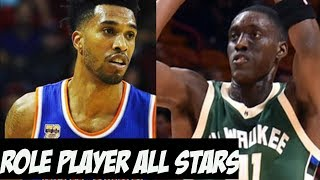 The 2017 NBA Role Player All Stars