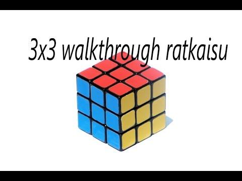 Rubikin Kuutio Aloittelijan Metodi