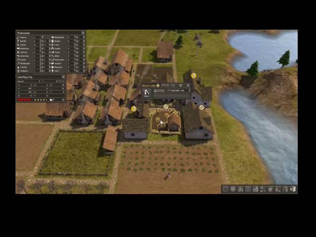 Let's Play Banished | Trader fertig - Los Gehts ! | Folge #013